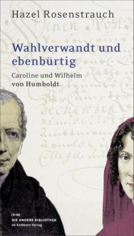 erchienen 2009 in: Die andere Bibliothek Eichborn Verlag